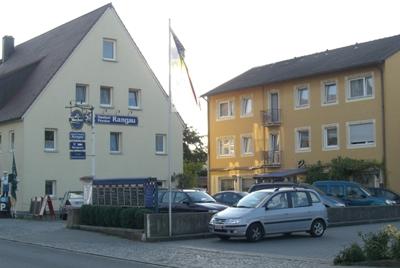 Pension Rangau, Langenzenn